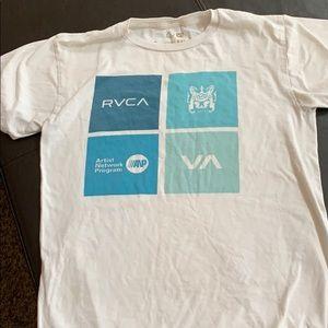 RVCA T shirt Size Small